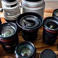 Used Camera Lenses