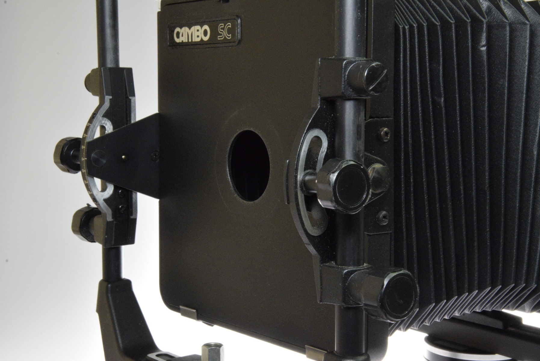Used Cambo 5x4 Monorail Large Format Camera