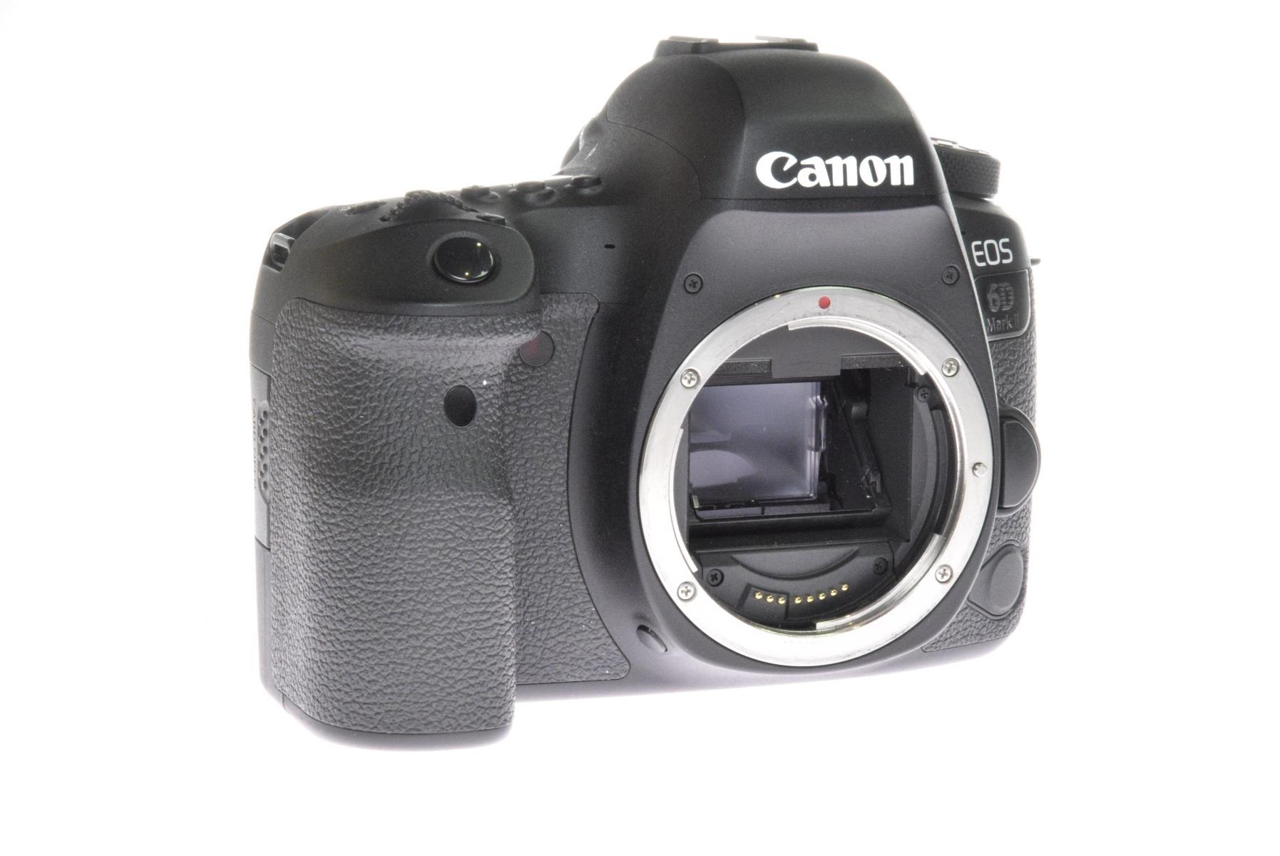 Used Canon EOS 6D Mark II DSLR Camera Body