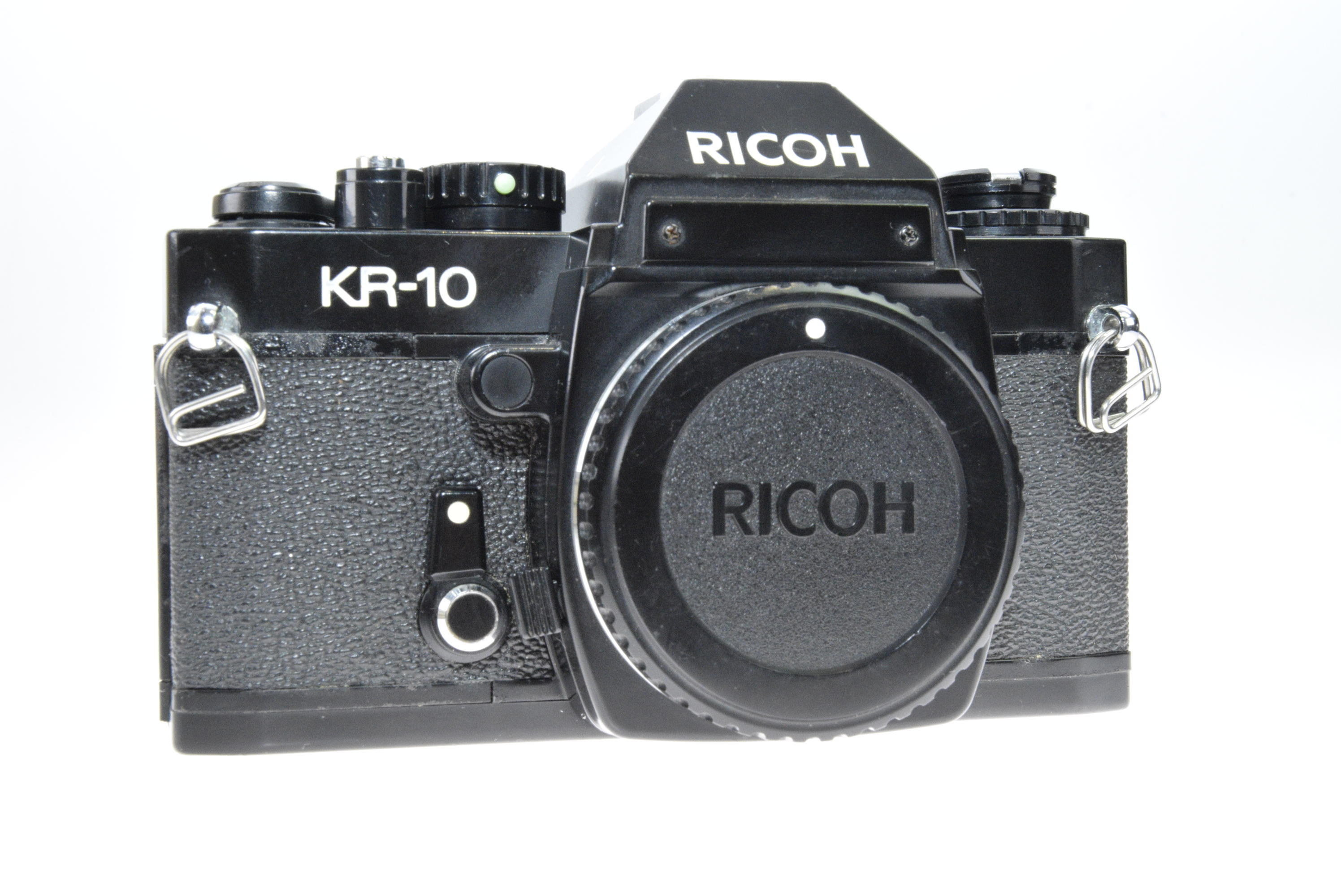 Used Ricoh KR10 35mm SLR with Tokina 28-70mm