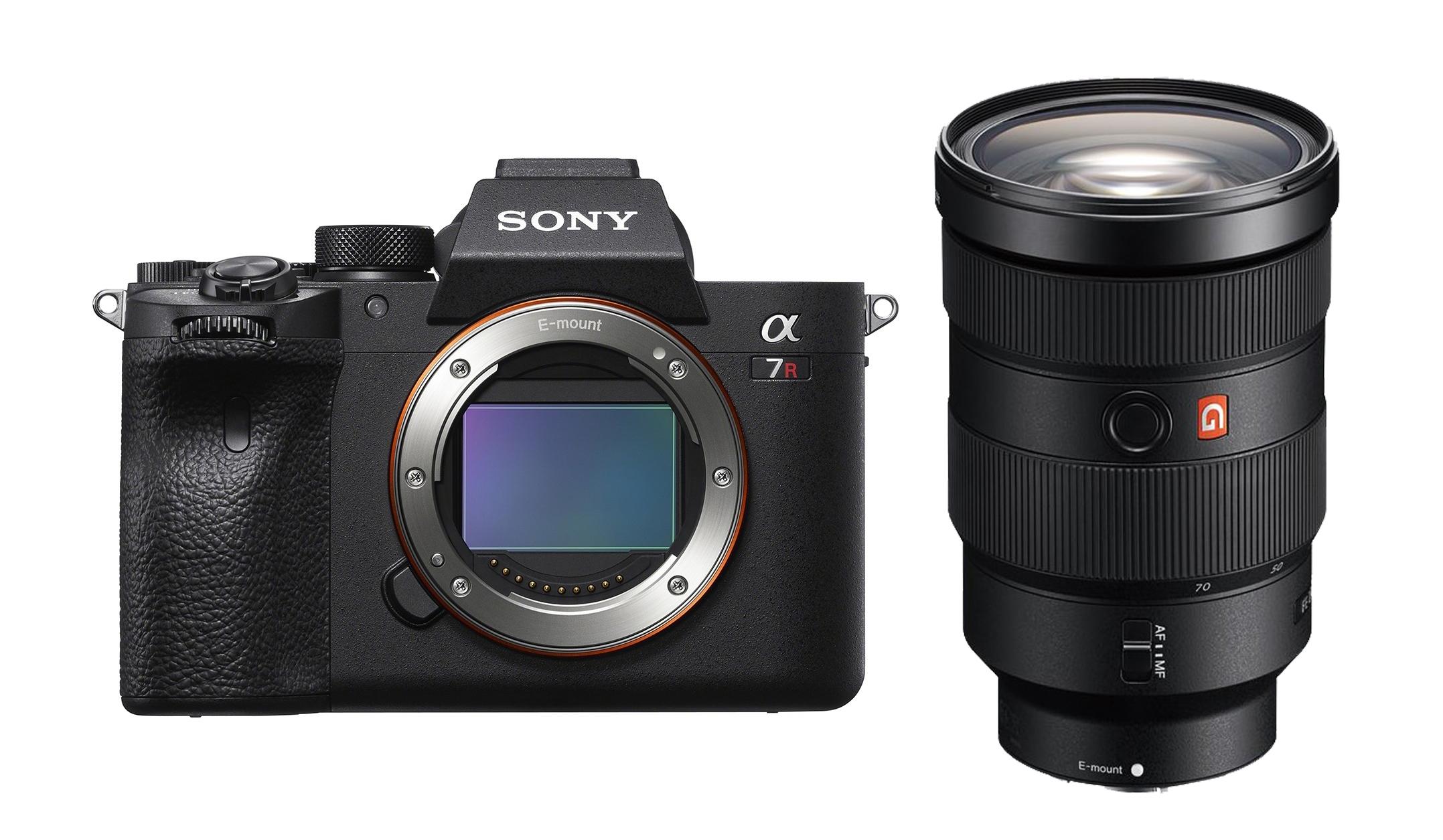 Sony A7R IV Mirrorless Camera & 24-70mm f2.8 GM Lens Kit