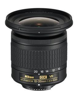 Nikon 10-20mm f4.5-5.6G AF-P DX VR NIKKOR Lens
