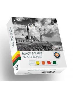 Cokin Black & White Filter Kit (M-Size / P Series)