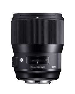 Sigma 135mm f1.8 DG HSM ART Lens (Sony E-Mount Fit)