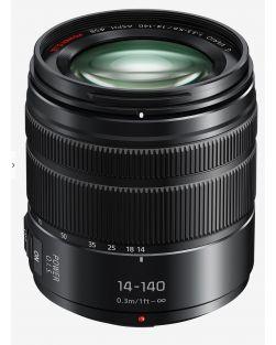 Panasonic 14-140mm f3.5-5.6 LUMIX G VARIO ASPH. Power OIS II Lens