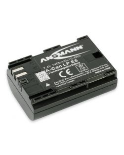 Ansmann Canon LP-E6 Digital Camera Battery