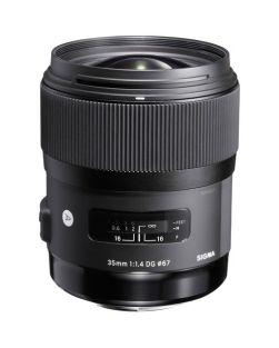 Sigma 35mm f1.4 DG HSM Art Lens (Canon EF Fit)