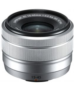 Fujifilm 15-45mm f3.5-5.6 OIS PZ XC Lens (Silver)