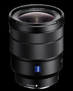 Sony 16-35mm f4 Zeiss Vario-Tessar T* OSS Lens (SEL1635Z)