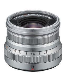 Fujifilm 16mm f2.8 R WR XF Lens (Silver)