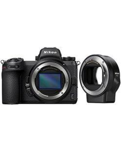 Nikon Z7 II Mirrorless Camera Body & FTZ Adapter