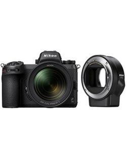 Nikon Z7 II Mirrorless Camera, 24-70mm f4 S Nikkor Z Lens & FTZ Adapter
