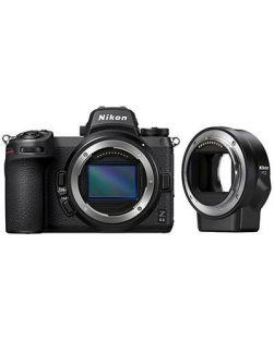 Nikon Z6 II Mirrorless Camera Body & FTZ Adapter