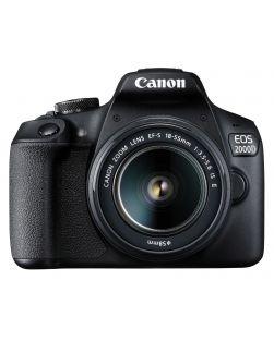 Canon EOS 2000D DSLR Camera & 18-55mm IS II Lens Kit