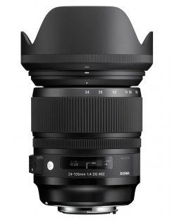 Sigma 24-105mm f4 DG OS HSM ART Lens (Canon EF Fit)
