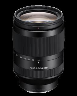 Sony 24-240mm f3.5-6.3 OSS FE Lens (SEL24240)