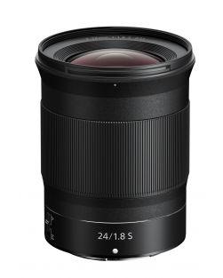 Nikon 24mm f1.8S NIKKOR Z Lens