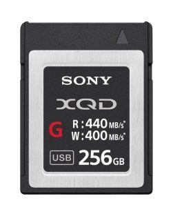 Sony 256GB XQD G Series Memory Card