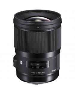 Sigma 28mm f1.4 DG HSM ART Lens (Nikon FX Fit)