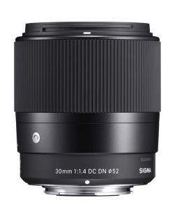 Sigma 30mm f1.4 DC DN Contemporary Lens (Sony E-Mount Fit)