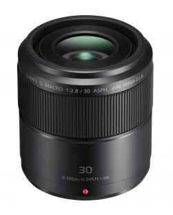 Panasonic 30mm f2.8 LUMIX G MEGA OIS MACRO Lens