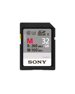 Sony 32GB SF-M Series UHS-II SDHC Memory Card