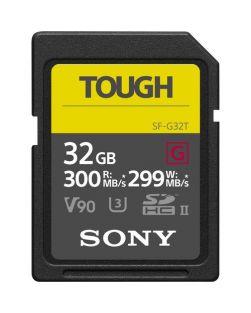 Sony 32GB SF-G TOUGH UHS-II SDHC Memory Card