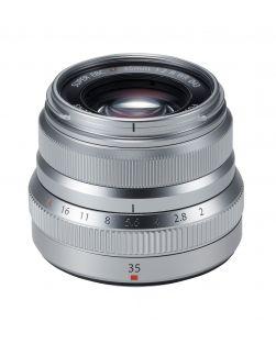 Fujifilm 35mm f2 R WR XF Lens (Silver)