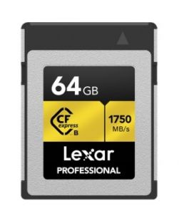 Lexar 64GB CFexpress Type B Memory Card