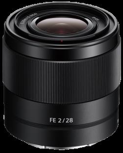Sony 28mm f2 FE Lens (SEL28F20)