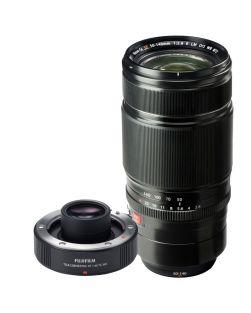 Fujifilm 50-140mm f2.8 R LM OIS WR XF & 1.4x TeleConverter WR XF