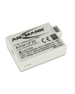 Ansmann Canon LP-E5 Digital Camera Battery
