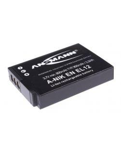 Ansmann Nikon EN-EL12 Digital Camera Battery