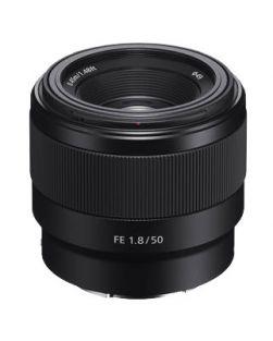 Sony 50mm f1.8 FE Lens (SEL50F18F)