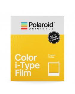 Polaroid Originals: Colour Instant Print Film for i-Type
