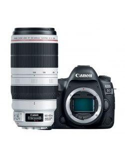 Canon EOS 5D Mark IV DSLR Camera & 100-400mm L IS II Zoom Lens