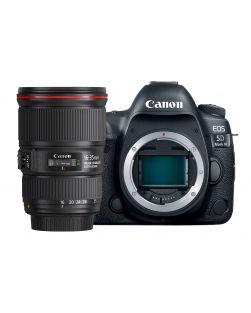 Canon EOS 5D Mark IV DSLR Camera & 16-35mm f4 L IS USM Lens
