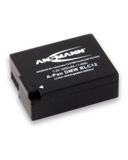 Ansmann Panasonic BLC12E Replacement Battery