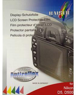 Kaiser LCD Protective Film for Nikon D5, D500, D750, D810 & D850