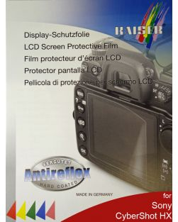 Kaiser LCD Protective Film for Selected Sony HX-Series
