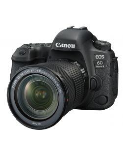 Canon EOS 6D Mark II DSLR Camera & 24-105mm IS STM Lens Kit