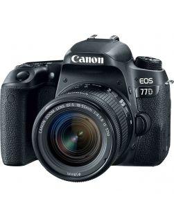 Canon EOS 77D DSLR Camera & 18-55mm IS STM Lens Kit