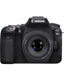 Canon EOS 90D DSLR Camera & 50mm f1.8 STM EF Lens