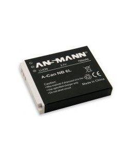 Ansmann Canon NB-6L Digital Camera Battery