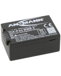 Ansmann Panasonic BMB9E Digital Camera Battery