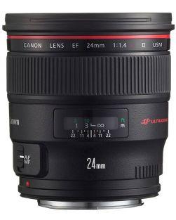 Canon 24mm f1.4L II USM EF Lens