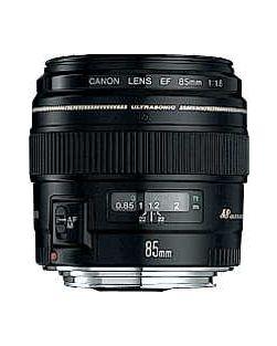 Canon 85mm f1.8 USM
