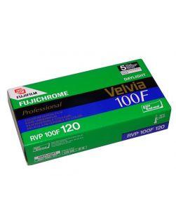 Fujifilm Velvia 100F 120 Pro (Pack of 5)
