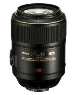 Nikon 105mm f2.8G IF-ED AF-S VR Micro-Nikkor Lens