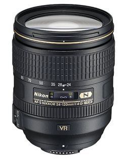 Nikon 24-120mm f4G ED AF-S NIKKOR VR